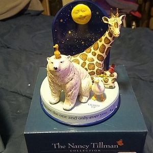 New! nancy tillman light up figurine.